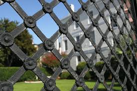 Iron Gate Fence Metal Architecture Security Ornamental Steel Protection Safety Home Secure Pikist