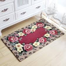 Big 3d Flower Carpet Kids Room Kitchen Rugs Bathroom Carpet Doormat Ta Etzetra