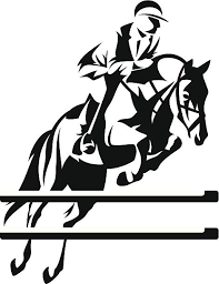413 Horse Jumping Illustrations Royalty Free Vector Graphics Clip Art Istock