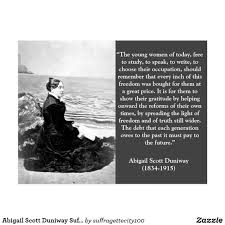 Abigail Scott Duniway Suffrage Oregon Leader Postcard | Zazzle.com |  Suffrage, Women right to vote, Postcard