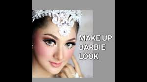 make up wedding make up barbie look