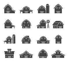 Barn Silhouette Photos Royalty Free Images Graphics Vectors Videos Adobe Stock
