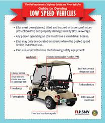 Low Speed And All Terrain Vehicles Florida Department Of Highway Safety And Motor Vehicles