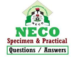 2018/2019 NECO Fisheries (Practical) Questions And Answers Expo ...