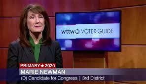 Progressive Marie Newman unseats anti ...