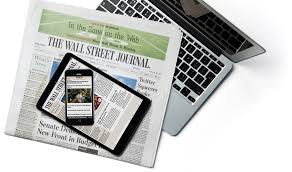 wsj sign up for a wall street