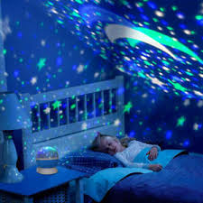 Sky Light Night Rotating Projection Stars Lamp Disco For Kids Baby Ebay