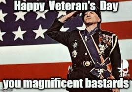 The Things I Post: Have a great #veteransday you magnificent bastards!  #army #navy #marines #airforce #coastguard Photo courtesy of  @doorkickersinc #temr – The Eclectic Mind of Ryan