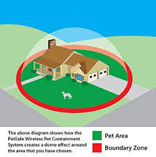 Petsafe Wireless Instant Fence For Dogs Pif 300 Pet Fence Dog Fence Wireless Dog Fence