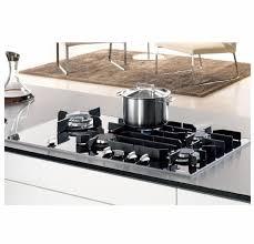 burner gas glass cooktop