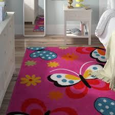 Kids Room Rugs For Girls Wayfair
