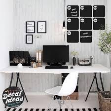 Chalkboard Wall Decal Chalkboard Wall Sticker Weekly Planner Etsy