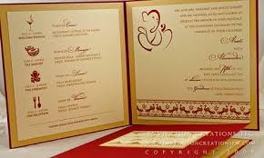 indian ganesha invitations for a client
