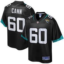 Youth Jacksonville Jaguars AJ Cann NFL Pro Line Black Team Player Jersey