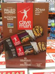 carveman foods variety 20 count box