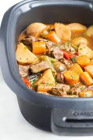 slow cooker beef stew healthy little