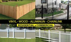 Looking For A Fence Best Local Fence Design Vinyl Fences Wood Fences And More