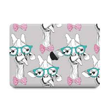 The Effeminate Giraffe 24 Animal Macbook Cases Slick Case