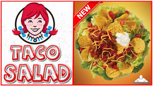 wendy s taco salad review