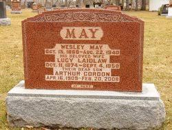 Wesley May (1869-1940) - Find A Grave Memorial