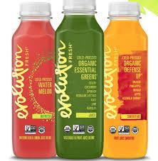 target evolution fresh juice only 1