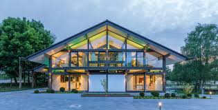 prefab homes build a house with huf haus