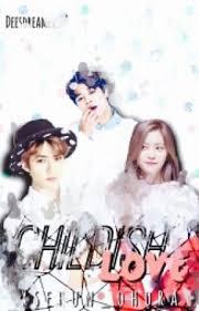 childish love exo x redvelvet fanfic quote wattpad