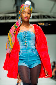 top african runway fashion photography