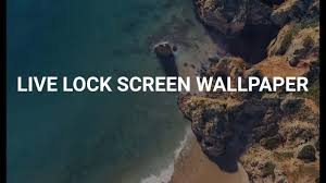 live wallpapers on lock screen android