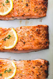 Best Easy Healthy Baked Salmon