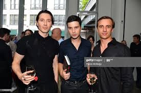 Dmitry Sholokhov, Alex Rodriguez and Maxim Razmakhin attend Richard... News  Photo - Getty Images