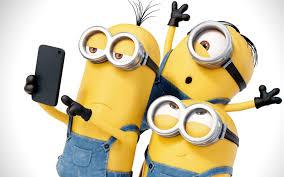 minions selfie pic wgt10310154 minions