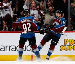 Nathan MacKinnon, Colorado Avalanche center, named NHL No. 1 star of week