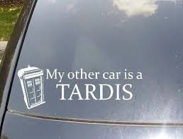 Ten Of The Very Best Car Decals And Stickers Money Can Buy Family Car Stickers Doctor Who Dalek Tardis