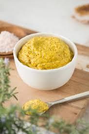 raw homemade mustard ascension kitchen