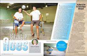 Locals open up the first indoor beach volleyball destination in ...