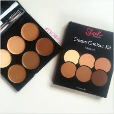 sleek makeup launch cream contour kit