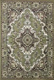 green black oriental area rug als