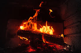 how to convert a gas fireplace to wood