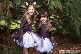 diy deer costume how to make a fawn