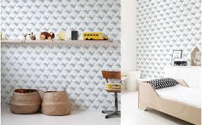 Blue Gray Whale Nursery Wallpaper Boys Room Wall Murals