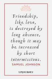 best samuel johnson quotes about friendship life writing