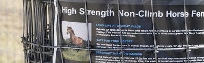 Horse Fence Sasco