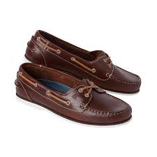 quality gaastra women brown boat shoes