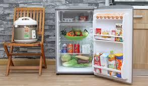 Đánh giá có nên mua tủ lạnh Mini Aqua AQR-95AR (90L) không?