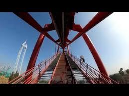 silver bullet roller coaster pov knott