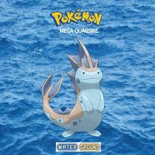 Pokemon (8 Generation) Mega Quagsire - pokémon fotografia (42736004) -  fanpop