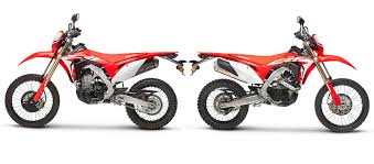 2019 honda crf450l review of specs