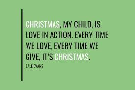 quotes about the spirit of christmas success