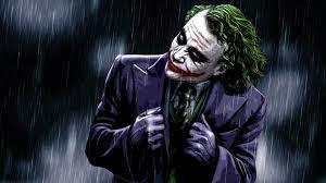 the joker on play
